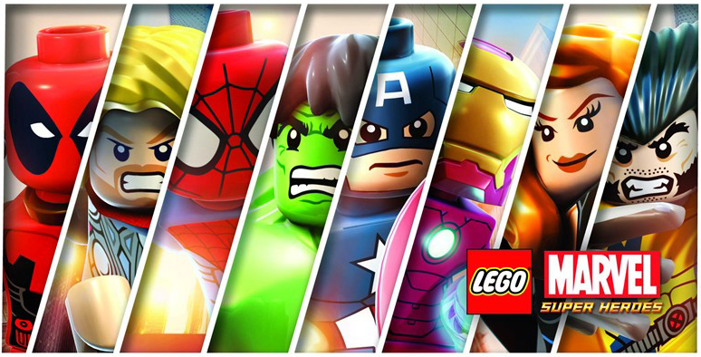 LEGO Marvel Super Heroes Preview – HTG