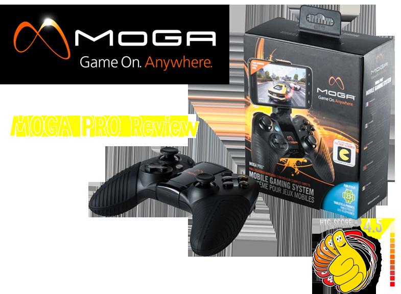 MOGA Review - HTG