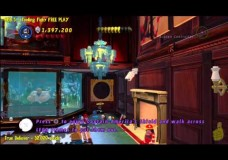 Lego Marvel Super Heroes: HUB 5 Feeling Fisky – FREE PLAY – HTG