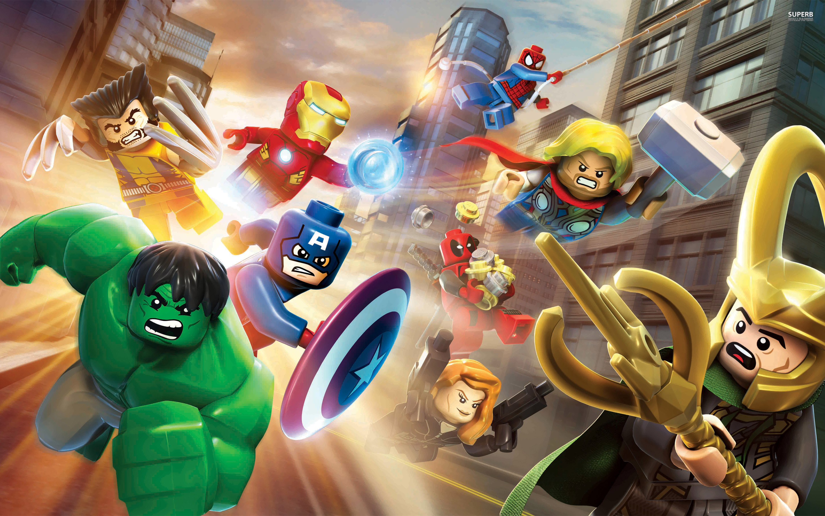 LEGO Marvel Super Heroes Trophy/Achievement Guide – HTG