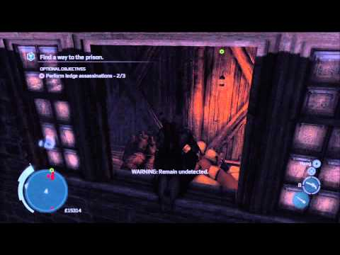 Assassin's Creed 3: Fort Wolcott (Captian Kidd's Treasure)  – HTG
