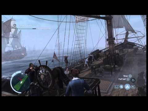 Assassin's Creed 3: French Involvement (Naval Missions) – HTG