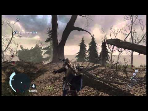 Assassin's Creed 3: Oak Island Walkthrough (Captian Kidd's Treasure) -HTG