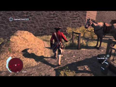 Assassin's Creed 3: Spoiler Free Walkthrough Part 6 (Sequence 2) – HTG