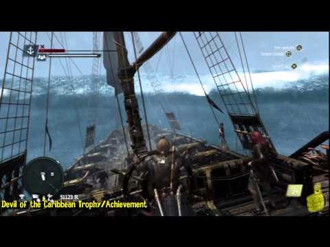 Assassin's Creed IV Black Flag Devil of the Caribbean Trophy/Achievement (El Impoluto) – HTG