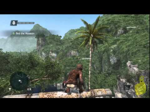 Assassin's Creed IV Black Flag: Sequence 1 (Heroes Aren't Born Trophy/Achievement) – HTG