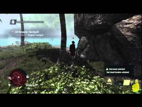Assassin's Creed IV Black Flag: Sequence 10 Memory 2 (Murder and Mayhem) 100% Sync – HTG