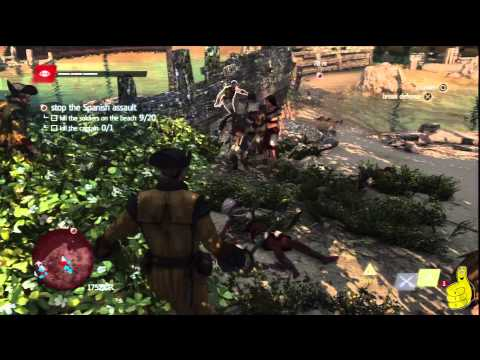 Assassin's Creed IV Black Flag: Sequence 11 Memory 3 (…Everything is Permitted) 100% Sync – HTG