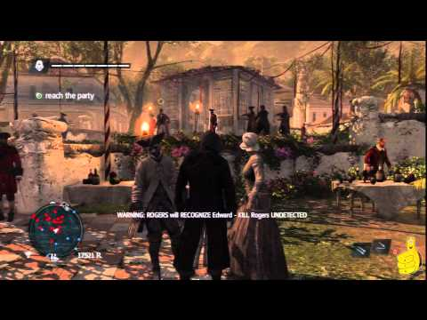 Assassin's Creed IV Black Flag: Sequence 12 Memory 1 (Governor No Longer) 100% Sync – HTG