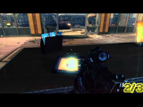 Call of Duty Black Ops 2: Intel locations: Cordis Die (28-30) -HTG