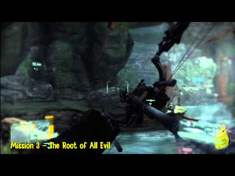 Crysis 3: Bang For Your Buck Trophy/Achievement – HTG