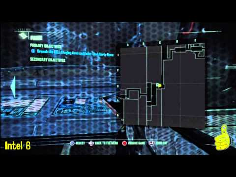 Crysis 3: Mission 1 – Post Human – Collectable Locations (Intel) – HTG
