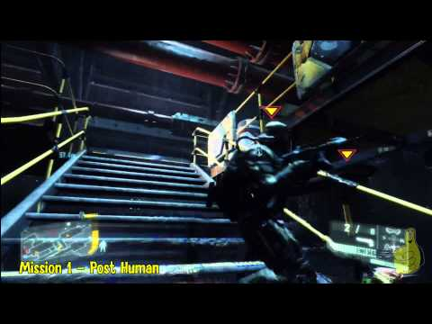 Crysis 3: Who Needs Rockets Trophy/Achievement – HTG