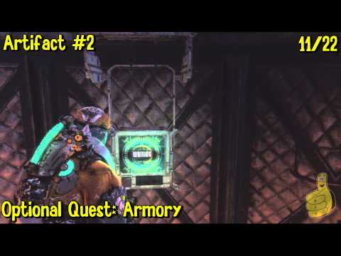 Dead Space 3: Chapter 11- All Collectibles Locations(Artifacts, Logs, Weapon Parts & Circuits) – HTG