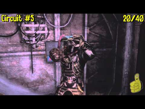 Dead Space 3: Chapter 14- All Collectibles Locations(Artifacts, Logs, Weapon Parts & Circuits) – HTG