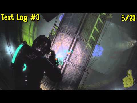 Dead Space 3: Chapter 17- All Collectibles Locations(Artifacts, Logs, Weapon Parts & Circuits) – HTG