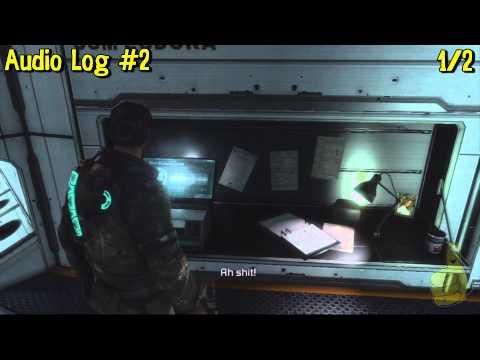 Dead Space 3: Chapter 2- All Collectibles Locations (Artifacts, Logs, Weapon Parts & Circuits) – HTG