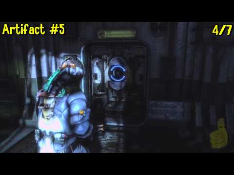 Dead Space 3: Chapter 3- All Collectibles Locations (Artifacts, Logs, Weapon Parts & Circuits) – HTG