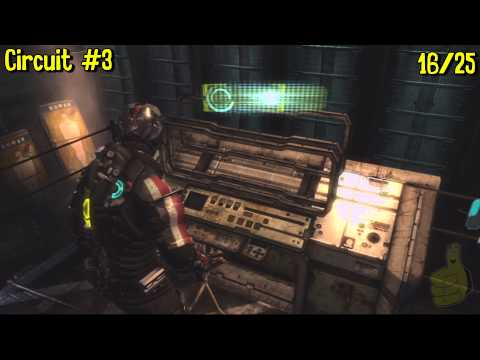 Dead Space 3: Chapter 5- All Collectibles Locations (Artifacts, Logs, Weapon Parts & Circuits) – HTG
