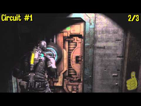 Dead Space 3: Chapter 6- All Collectibles Locations (Artifacts, Logs, Weapon Parts & Circuits) – HTG
