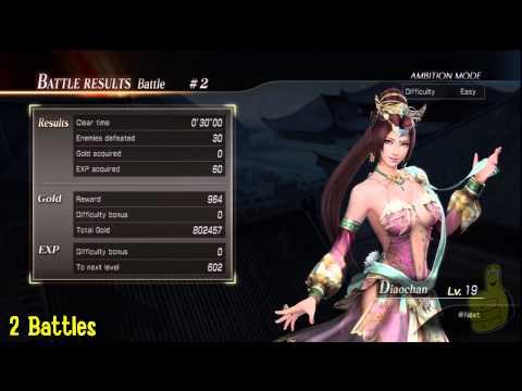 Dynasty Warriors 8: Vocal Enthusiast (Trophy/Achievement) – HTG