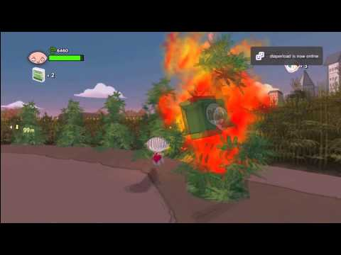 Family Guy Back to the Multiverse: Scorched Earth Trophy/Achievement – HTG