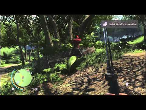 Far Cry 3: Improper Use Trophy/Achievement – HTG