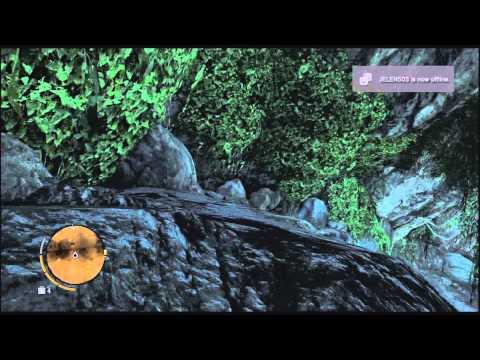 Far Cry 3: Relic Location Spider 1 – HTG