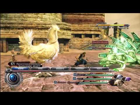 Final Fantasy XIII-2: Monster Location Lucidon – HTG