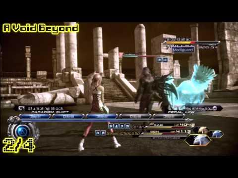 Final Fantasy XIII-2: Paradox Endings Part 2 – HTG