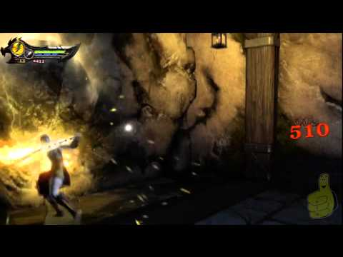 God of War Ascension: Can't Stop, Won't Stop. BadBoy! (1000 HIt Combo) Trophy -HTG