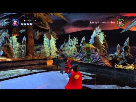 Lego Batman 2 DC Super Heroes: Citizen In Peril North Island Locations – HTG