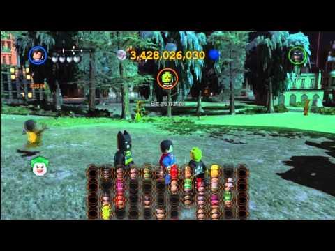 Lego Batman 2 DC Super Heroes: Inferior MachinesTrophy/Achievement – HTG