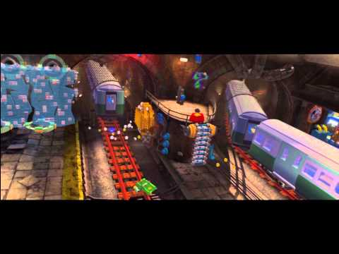 Lego Batman 2 DC Super Heroes: Level 11 / Underground Retreat Trophy/Achievement – HTG