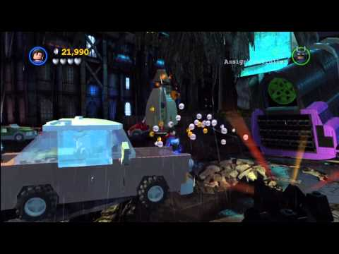 Lego Batman 2 DC Super Heroes: Level 15 FREE PLAY – 10 of 10 Mini Kits – HTG