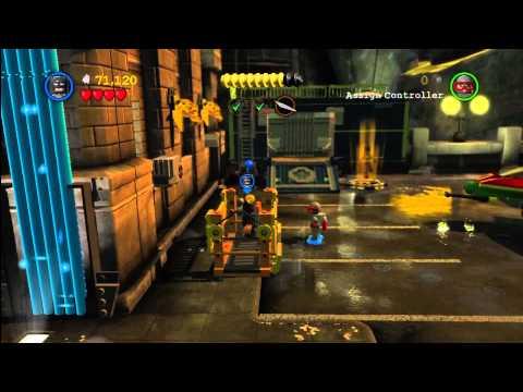 Lego Batman 2 DC Super Heroes: Level 2/Harboring a Criminal Trophy/Achievement – HTG