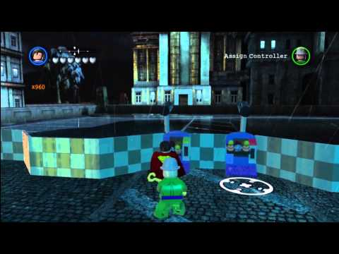Lego Batman 2 DC Super Heroes: Red Brick Locations South Gotham Island – HTG