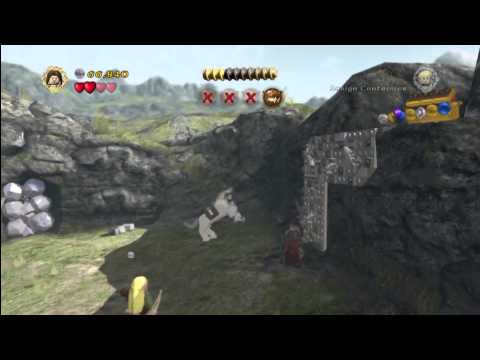 Lego Lord of the Rings: Don't Tell The Elf… Trophy/Achievement – HTG