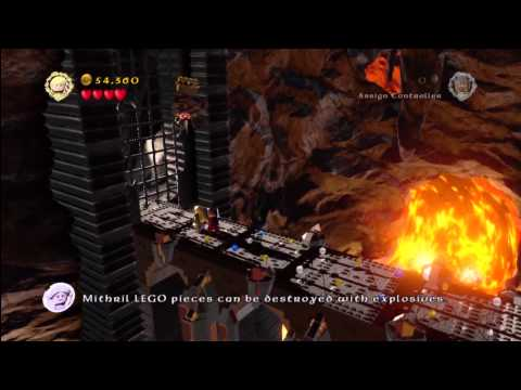 Lego Lord of the Rings: It Wont Be That Easy Trophy/Achievement – HTG