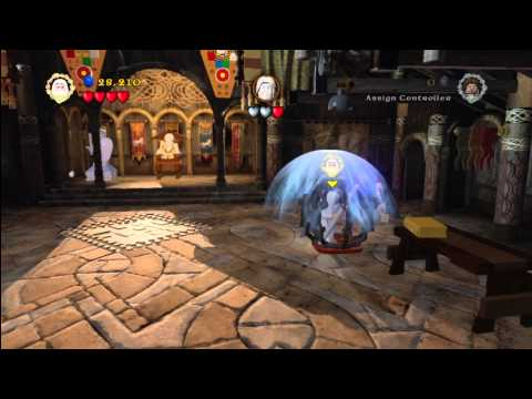 Lego Lord of the Rings: Level 10/Warg Attack – Stinking Creatures Trophy/Achievement – HTG