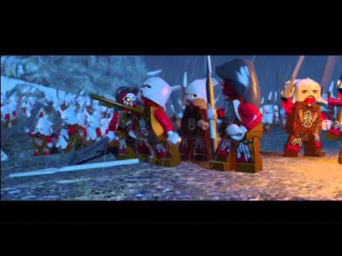 Lego Lord of the Rings: Level 11/Helms Deep – The Battle Is About to Begin Trophy/Achievement – HTG