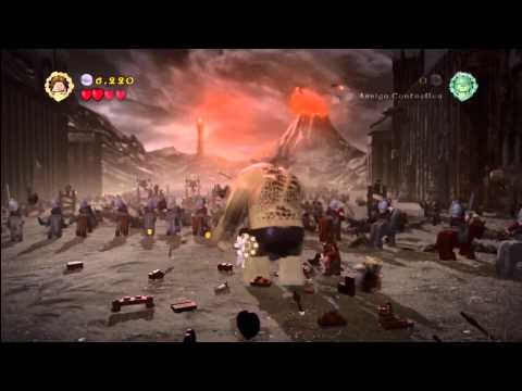Lego Lord of the Rings: Level 17/The Black Gate – This Day We Fight Trophy/Achievement – HTG