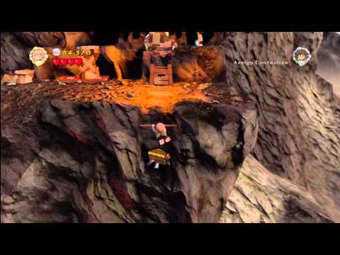 Lego Lord of the Rings: Level 18/Mount Doom – It's Gone Trophy/Achievement – HTG