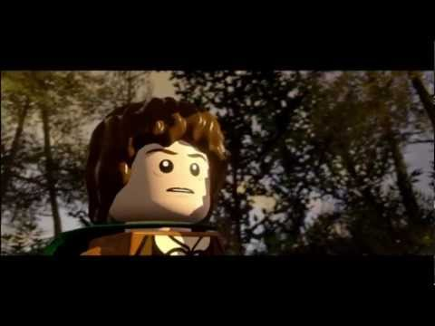 Lego Lord of the Rings: Level 2/The Black Rider – Its a Dangerous Business Trophy/Achievement – HTG
