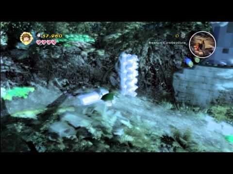 Lego Lord of the Rings: Level 6/Amon Hen – Lets Hunt Some Orc Trophy/Achievement – HTG