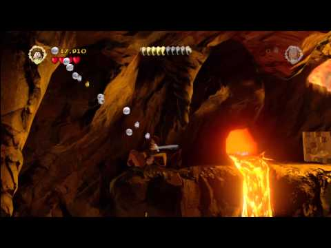 Lego Lord of the Rings: Level1/Prologue FREE PLAY – All Collectables – HTG