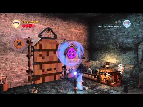 Lego Lord of the Rings: Level5/TheMinesofMoria – This is no mine its a tomb Trophy/Achievement – HTG