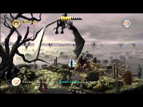 Lego Lord of the Rings: Level8/The Dead Marshes – Soft and quick as shadows Trophy/Achievement – HTG