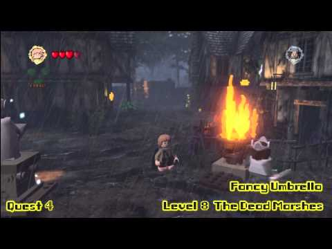 Lego Lord of the Rings: Middle Earth Free Roam – Bree Collectables – HTG