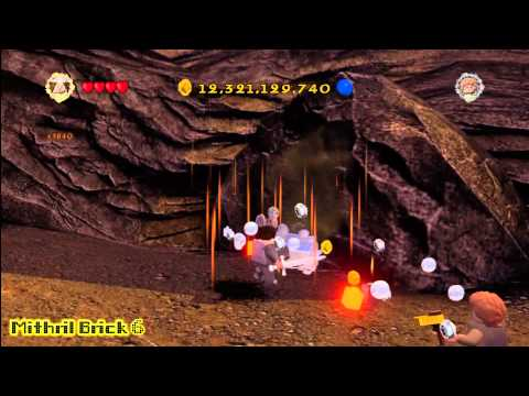 Lego Lord of the Rings: Middle Earth Free Roam – Cirith Ungol Collectables – HTG